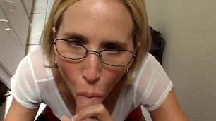 Desirae Spencer - Naughty At Home School Girl