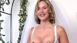 Desirae Spencer big tited blond - bride 1