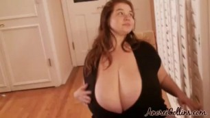 Hot Woman Anorei Collins - Black Dress Dance