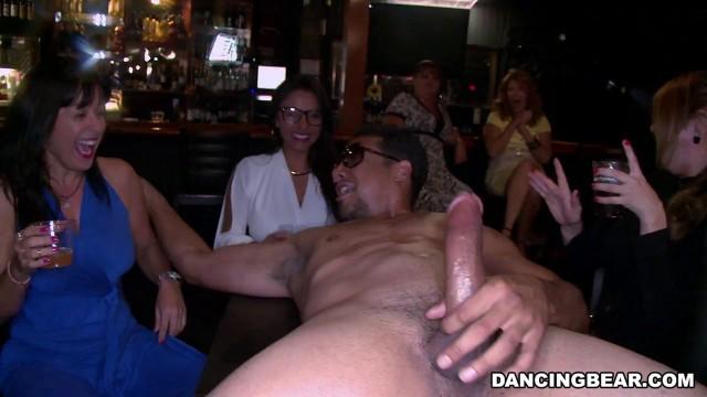 DancingBear Horny Ladies Awaits The Dancing Dicks! sex porn