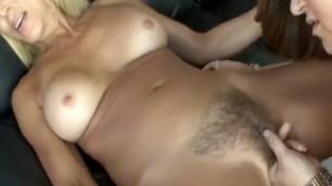 Jessica Dvine and Erica Lauren in hottest Lesbians milfs dildostoys beautiful porn video
