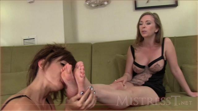Mistress T Slave