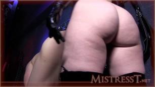 Mistress T - Big Tits Woman cruel denial