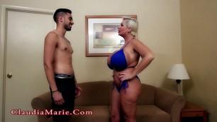 Claudia Marie - claudiamarie big tit beach 2
