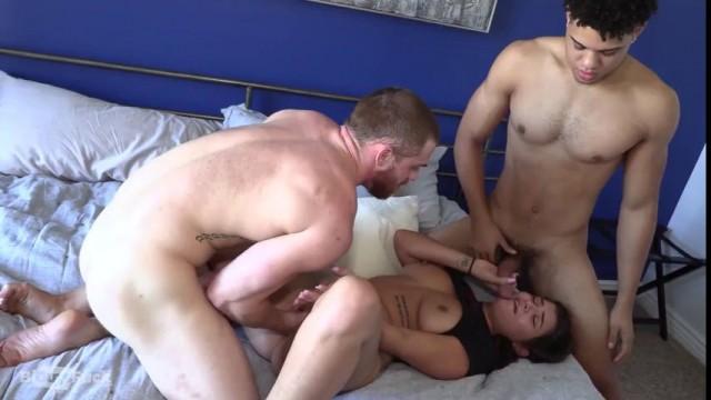 Ana Lorde Nude Biguysfuck Channing Rodd Dustin Hazel And Sofia Santana