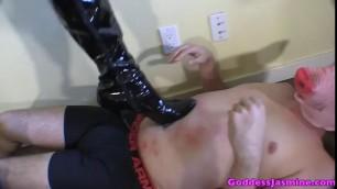 Goddess Jasmine 12 Long Minutes Gay Bareback