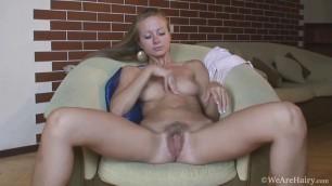 Slim Babe Spreading Her Legs To Show It Sonia Dane