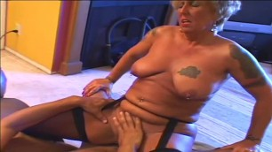 Roxy Rose is an old granny who is eager to fuck