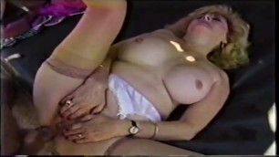 Classic video remastered. American notorious anal cougars