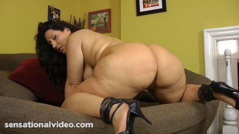 Perfect Pawg With Dildo Vanessa Blake