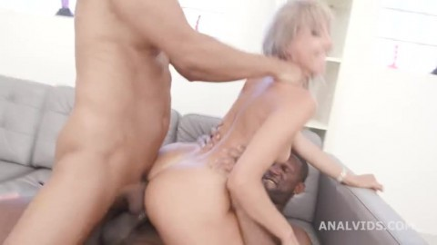 Double Anal Creampie Vicky Sol Is Back For Balls Deep Anal Gapes Rough Sex And Creampie Swallow Gio1547 Hd Nice Pussy