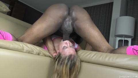 cheerleader on bbc ass