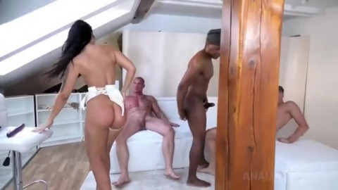 Jennifer Mendez Dancer Jennifer Mendez Anal Fucked Hard By 3 Guys With Dp Ass To Mouth Rimming Nf038 Hd Husband and Wife Sex
