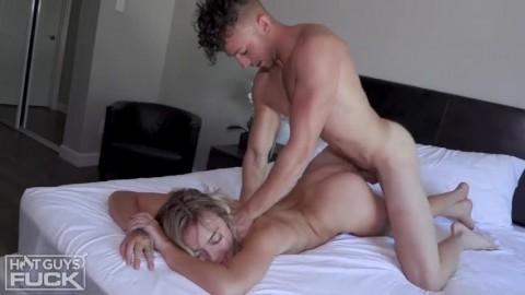 Italian Stallion Tommy Angelino Fucks His Dream Girl Clara Fargo Hd Cunt And Tits