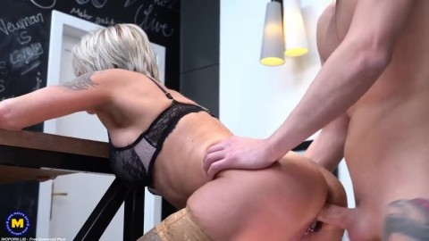 Klarisa Hot Milf Klarisa Is Ready And Longing For Her Anal Creampie Beautiful Porn
