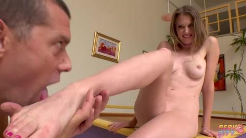 Ashley Lane Ashley's Orgasmic Anal Creampie Hd Massage With Fuck