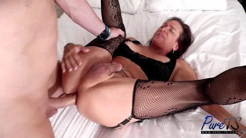 Shannon Spears Mature Fitness Trans Babe Gets Her Ass Pounded Hd Lick Her Pussy Video
