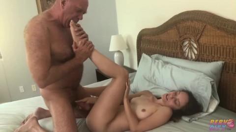 Lily Glee Muscle Daddy Claudio Fucks Young Tight Slut Hd Slutty Teen