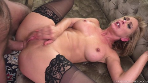 Cherie Deville - Cherie DeVille MILF Super Slut Needs Manuel French Cock To Fill All Of Her Holes