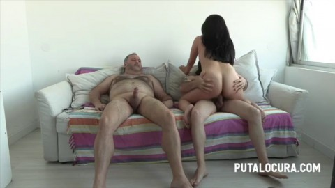 Wet Cunt Julia Montalban Two Cocks For The Girl Se Lo Monta Con Dos Hd