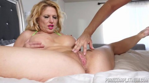 Andrea Grey & Lily Craven In Big Toy Teacher SD Cute Pussy