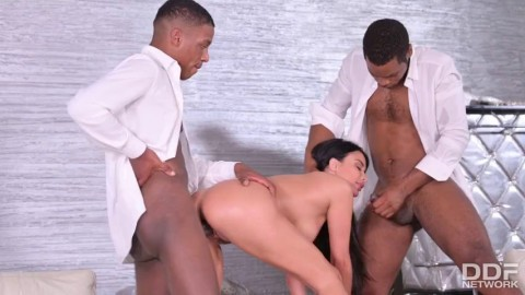 Anissa Kate A Good DP'ing Does Her HD Eat My Pussy