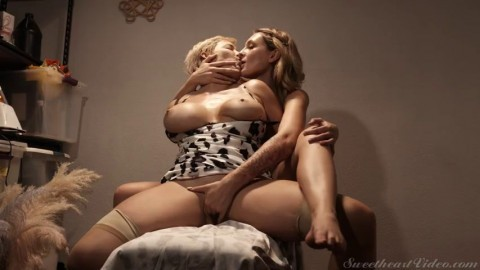 Ryan Keely Charlotte Sins High Drama In The Drama Department Hd Hot Sexy Stockings