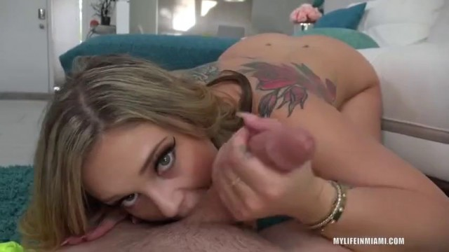 Kali Roses Swallows Every Drop 2021 Pussy Fuck