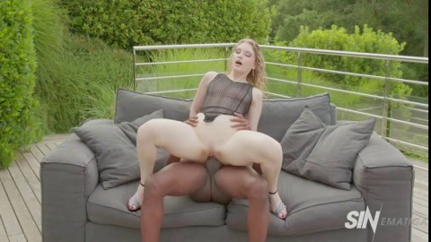 Lyna Jade Casting Couch Sister Shows Brother Boobs