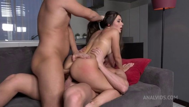 Lizi Vogue First Double Penetration Hard Ass Licking Slaps Nrx081 2021 Mom Son Fuck