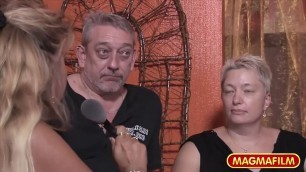 German Homemade Mature Swinger Couples HD Porn
