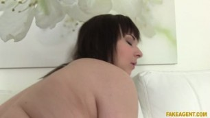 Lena with big Tits loves sex Shy Girl Wants to Be Model