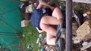 amatuer video hot outdoor and indoor public sex voyeur hella big compilation