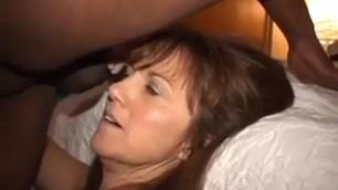 Whoring Wife Sucks Black Cock
