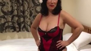 Mature Massive Christmas gangbang on 13th December guys or groups of guys wanted christmas outfit for sexy mature woman