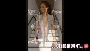 Hot Young Latina Selena Gomez Nude