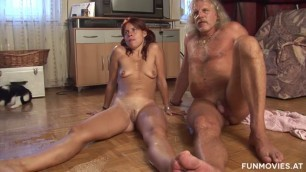 This kinky amateur couple loves to get nasty