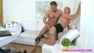Muscular studs cock pleasures agent hottest porn boobs