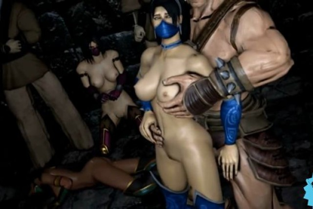 mortal kombat do porn