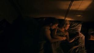 EMILE DE RAVIN SEX SCENE busty blonde videos