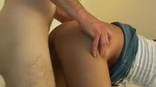Extremely Warm Amateur Blonde ella Making Love Together with Her