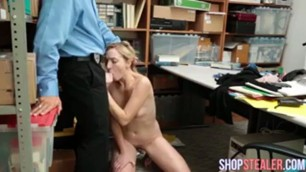 nice Robber Zoe Parker Giving Blowjob and Dicked