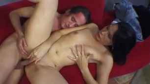 Sexy Chrystin milf has her horny stepson giving her the deep banging she wants