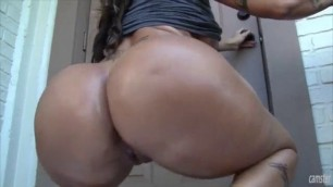 Spicy J Big Oily Ass