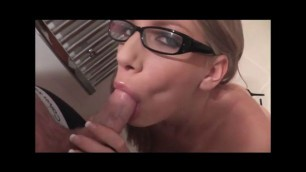 Dirty Mikayla minded unskilled assistant hits her chef in exactly