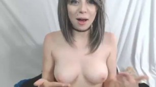 Goldengoddessxxx 09 Cute and cuddly girl stimulates pussy