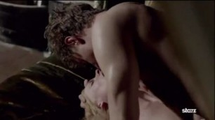 Dazzling Rebecca Ferguson The White Queen All Deleted Nudes