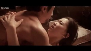 Incredible wild sex korean sex scene