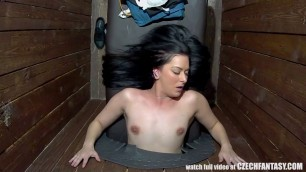 Czech Approachable Girls Fucked Through Juicy Glory Holes