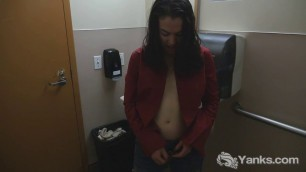 Lilith Virago Cute Masturbating In Bathroom